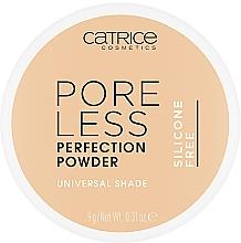Parfumuri și produse cosmetice Pudră de față - Catrice Puder Poreless Perfection Powder