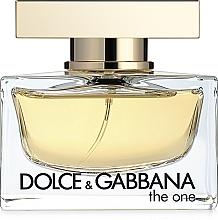 Parfumuri și produse cosmetice Dolce & Gabbana The One - Apă de parfum