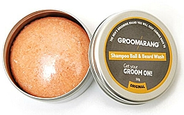Parfumuri și produse cosmetice Șampon solid pentru barbă - Groomarang Shampoo Ball & Beard Wash
