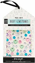 Parfumuri și produse cosmetice Stickere pentru față și corp - Soko Ready Stikers For Face & Body