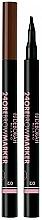 Parfumuri și produse cosmetice Creion pentru sprâncene - Deborah 24ORE Eyebrow Marker