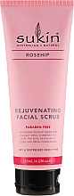 Scrub pentru față - Sukin Rejuvenating Facial Scrub — Imagine N1
