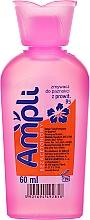 Parfumuri și produse cosmetice Soluție pentru înlăturarea gel-lacului (fără acetonă), sticlă roz - Ampli