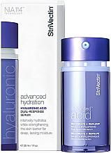 Parfumuri și produse cosmetice Ser cu acid hialuronic pentru față - StriVectin Advanced Acid Hyaluronic Dual-Response Serum