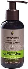 Parfumuri și produse cosmetice Ulei revitalizant pentru păr - Macadamia Professional Ultra Rich Repair Oil Treatment