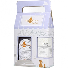 Parfumuri și produse cosmetice Set - NeBiolina Baby Gift Set II (body/hair/fluid/500ml+oil/100ml)