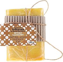 Parfumuri și produse cosmetice Săpun natural antibacterian - Beaute Marrakech Natural Argan Handmade Soap