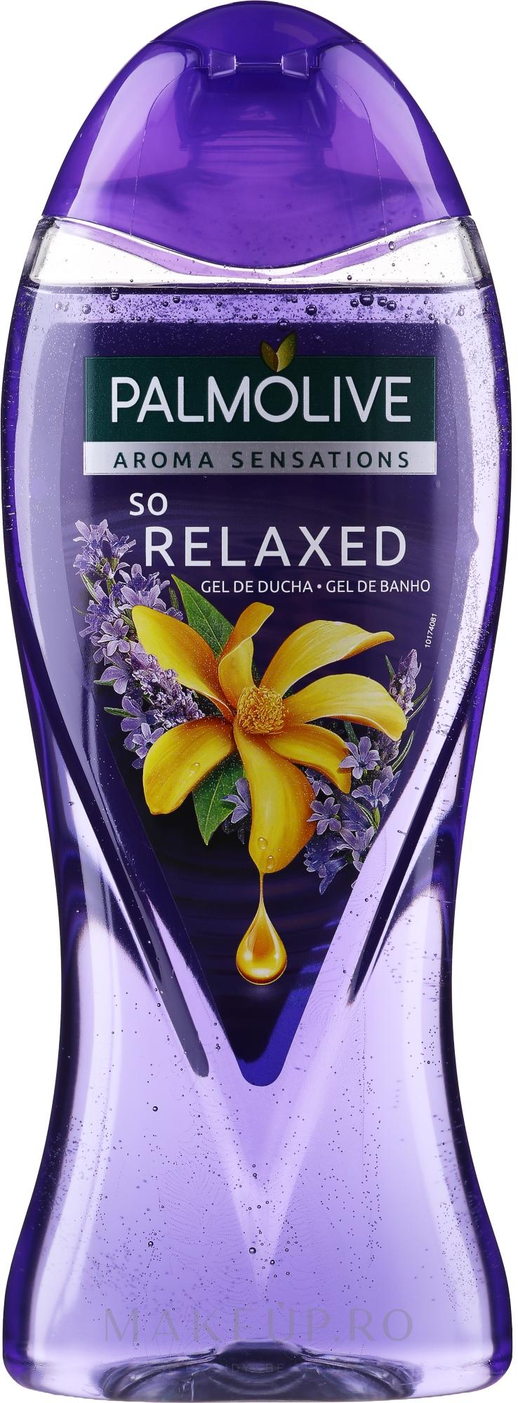 Gel de duș - Palmolive Aroma Sensations So Relaxed Shower Gel — Imagine 500 ml