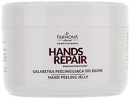 Parfumuri și produse cosmetice Peeling pentru mâini - Farmona Brzoskwiniowe Dlonie