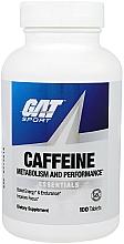 "Parfumuri și produse cosmetice Supliment alimentar ""Cofeină"" - GAT Caffeine Metabolism and Performance Essentials"
