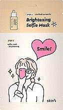 Parfumuri și produse cosmetice Mască de față - Skin79 Brightening Selfie Mask