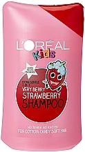 Parfumuri și produse cosmetice Șampon pentru copii 2 în 1 Capșuni - L'Oreal Paris Kids Very Berry Strawberry Shampoo