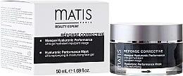 Parfumuri și produse cosmetice Mască de față - Matis Paris Reponse Corrective Hyaluronic Performance Mask