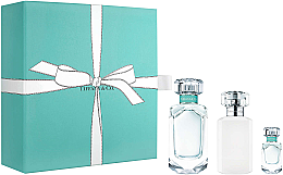 Parfumuri și produse cosmetice Tiffany Tiffany & Co - Set (edp/75ml + edp/5ml + b/lot/100ml)