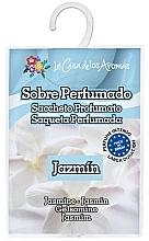 """Parfumuri și produse cosmetice Plic aromat """"Iasomie"""" - La Casa de Los Aromas Scented Sachet"""