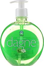 """Parfumuri și produse cosmetice Săpun lichid """"Măr"""" - Seal Cosmetics Dagne Liquid Soap"""