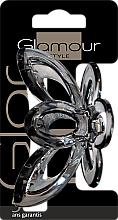 Parfumuri și produse cosmetice Agrafă de păr, 417695, neagră - Glamour