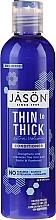 Parfumuri și produse cosmetice Balsam pentru păr - Jason Natural Cosmetics Thin-to-Thick Conditioner