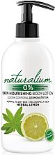 Parfumuri și produse cosmetice Loțiune de corp - Naturalium Herbal Lemon Lotion