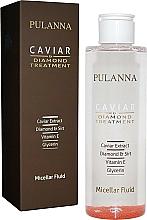 Parfumuri și produse cosmetice Apă micelară - Pulanna Caviar Micellar Fliud
