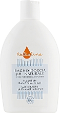 Parfumuri și produse cosmetice Gel de duș - Nebiolina Natural pH Bath & Shower Gel