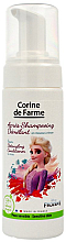 """Parfumuri și produse cosmetice Balsam-spumă de păr, pentru copii """"Frozen"""" - Corine De Farme"""