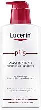 Parfumuri și produse cosmetice Loțiune de curățare pentru pielea sensibilă a corpului - Eucerin pH5 WashLotion