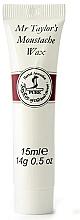 Parfumuri și produse cosmetice Ceară pentru mustăți - Taylor of Old Bond Street Moustache Wax Tube
