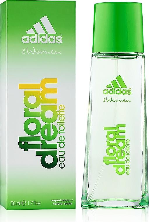 Adidas Floral Dream - Apă de toaletă — Imagine N2