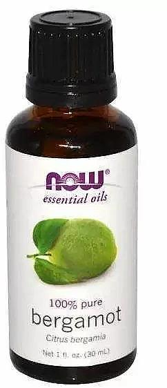 Ulei esențial de bergamotă - Now Foods Essential Oils 100% Pure Bergamot