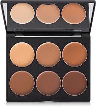 Parfumuri și produse cosmetice Paletă counturing - Sleek MakeUP Cream Contour Kit