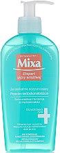 Parfumuri și produse cosmetice Gel de curățare pentru față fără săpun - Mixa Sensitive Skin Expert Cleansing Gel