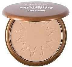 Parfumuri și produse cosmetice Pudră bronzer pentru față și corp - Flormar Bronzing Powder