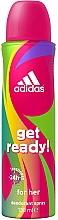 Parfumuri și produse cosmetice Adidas Get Ready! For Her - Deodorant spray