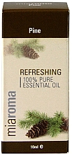 "Parfumuri și produse cosmetice Ulei esențial ""Pin"" - Holland & Barrett Miaroma Pine Pure Essential Oil"