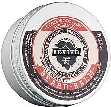Parfumuri și produse cosmetice Balsam pentru barbă - Beviro Beard Balm Cedar Wood Pine Bergamot