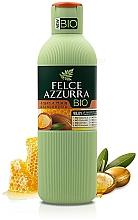 """Parfumuri și produse cosmetice Gel de duș """"Ulei de Argan și Miere"""" - Felce Azzurra BIO Argan & Honey Shower Gel"""