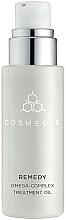 Parfumuri și produse cosmetice Ulei cu complex Omega pentru față - Cosmedix Remedy Omega-Complex Treatment Oil