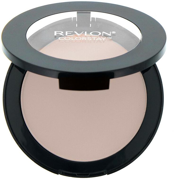 Pudră compactă rezistentă - Revlon Colorstay Finishing Pressed Powder — Imagine N6