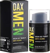 Parfumuri și produse cosmetice Cremă hidratantă antirid pentru bărbați - DAX Men