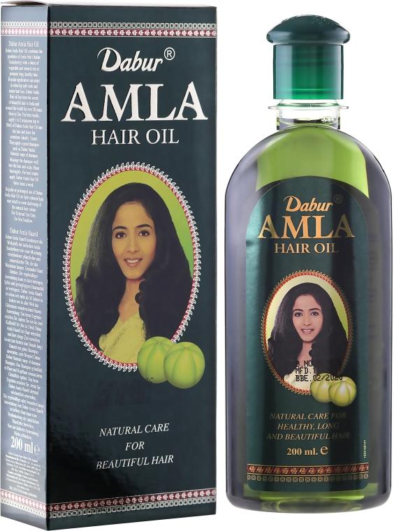Ulei de păr - Dabur Amla Hair Oil