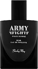 Parfumuri și produse cosmetice Shirley May Army Fight - Apă de toaletă
