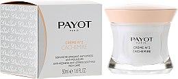 Parfumuri și produse cosmetice Loțiune pentru ameliorarea stresului și roșeții, cu efect de calmant,pentru o textură saturată - Payot Creme №2 Cachemire
