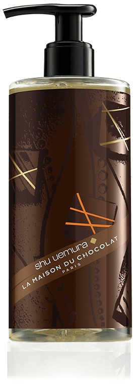 Șampon - Shu Uemura Art of Hair Gentle Radiance Cleansing Chocolate Oil Shampoo — Imagine N1