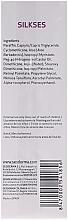 Cremă hidratantă - SesDerma Laboratories Silkses Skin Moisturizing Cream — Imagine N3