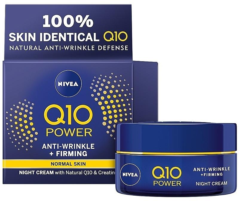 Set - Nivea XMax Premium Care Q10 (day/cr/50ml+night/cr/50ml+remover/125ml+bag) — Imagine N3
