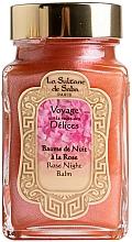 Parfumuri și produse cosmetice Balsam pentru față - La Sultane de Saba Rose Night Balm
