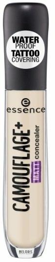 Concealer pentru față - Essence Camouflage+Matt Concealer
