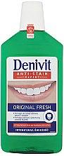 """Parfumuri și produse cosmetice Apă de gură """"Original Fresh"""" - Denivit"""