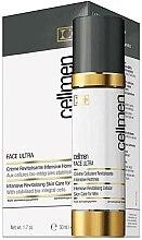 Parfumuri și produse cosmetice Cremă facială celulară ultra-vitală - Cellmen Face Ultra Cream